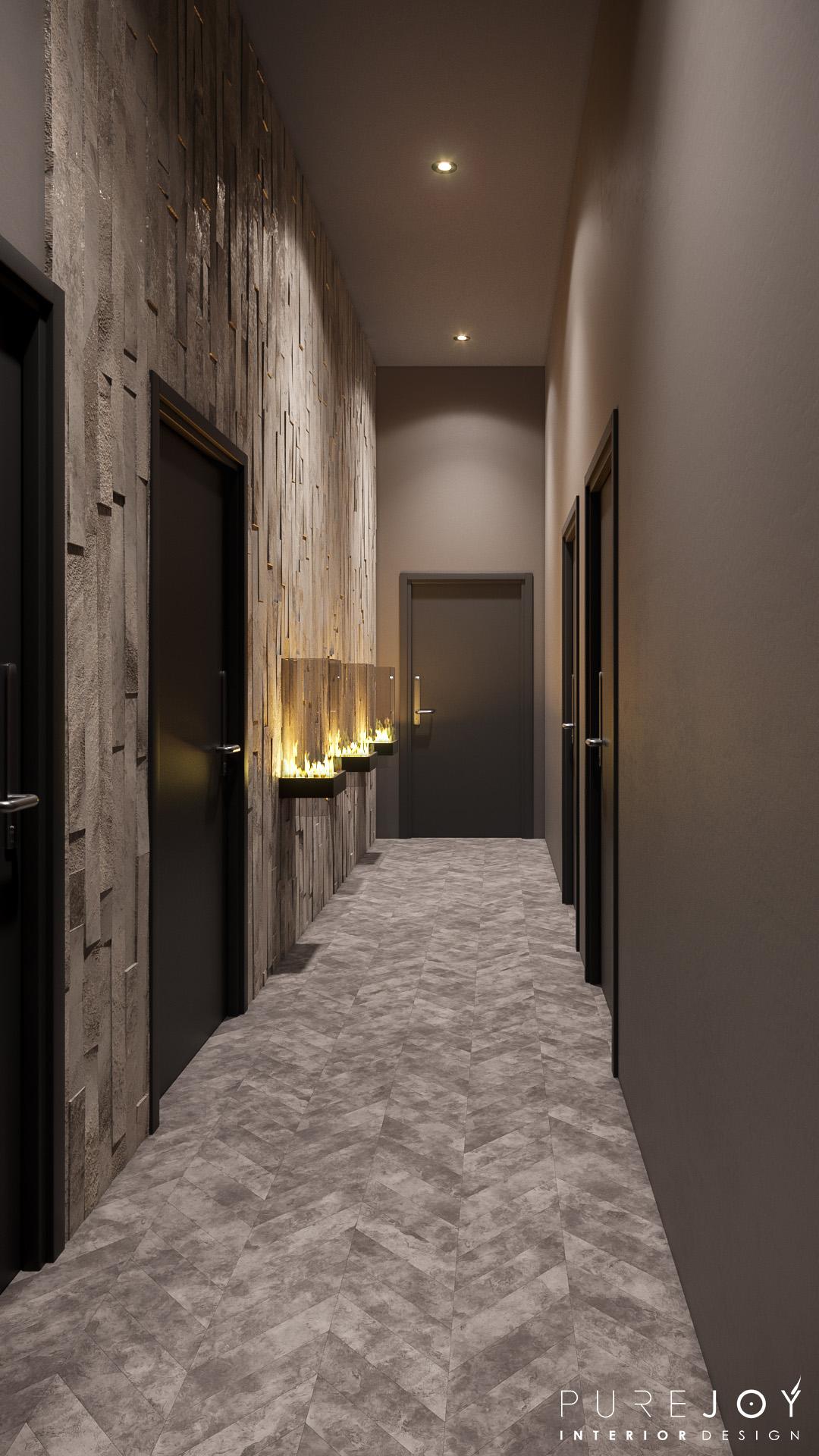 Oriental Spa Pure Joy Interior Design