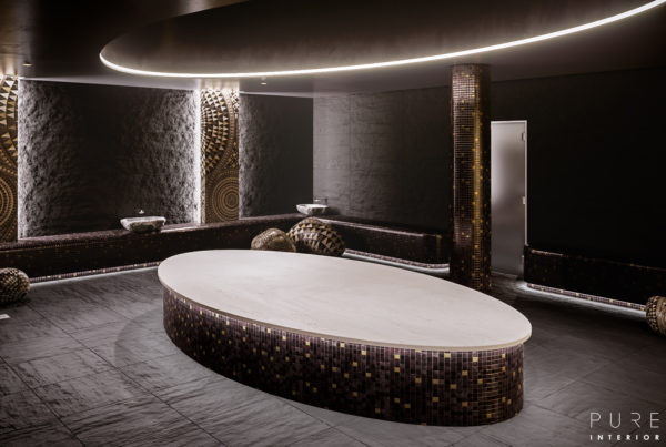 Creations - Oriental Spa Pure Joy Interior Design