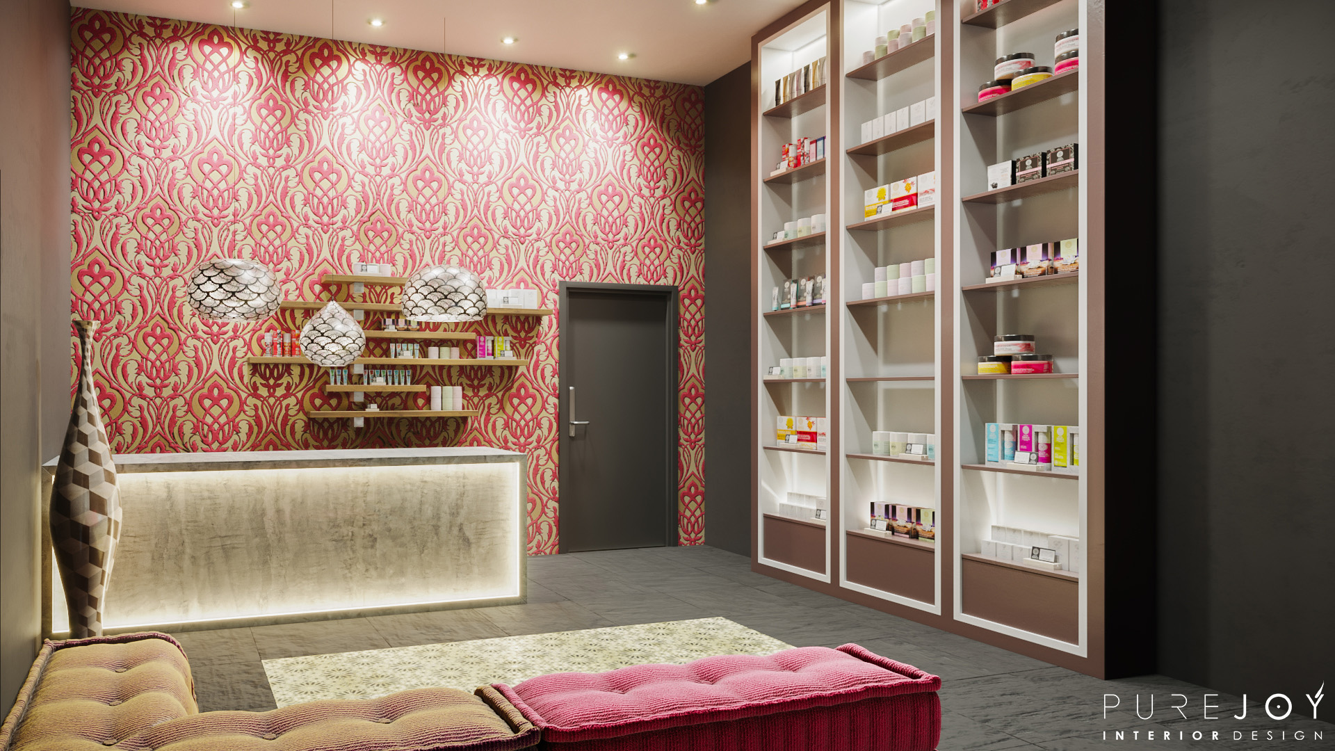 Creations - Oriental Spa Pure Joy Interior Design