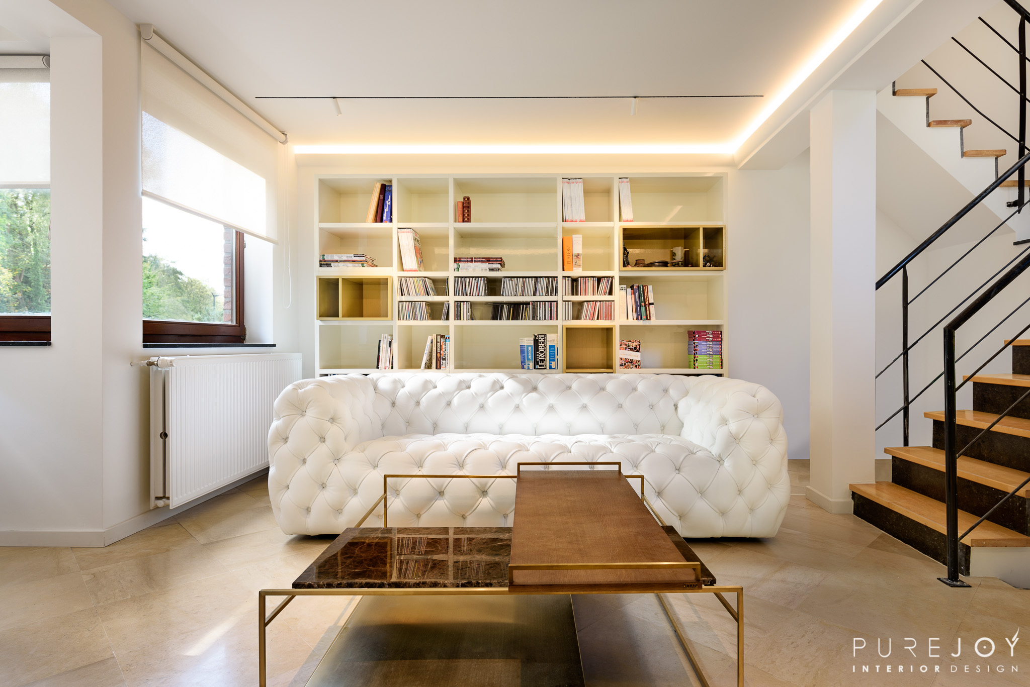 Radu House Uccle Pure Joy Interior Design