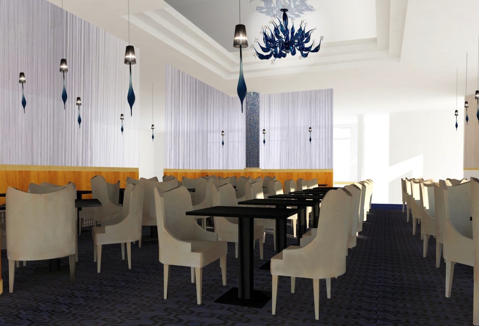 Aspria La Rasante Pure Joy Interior Design