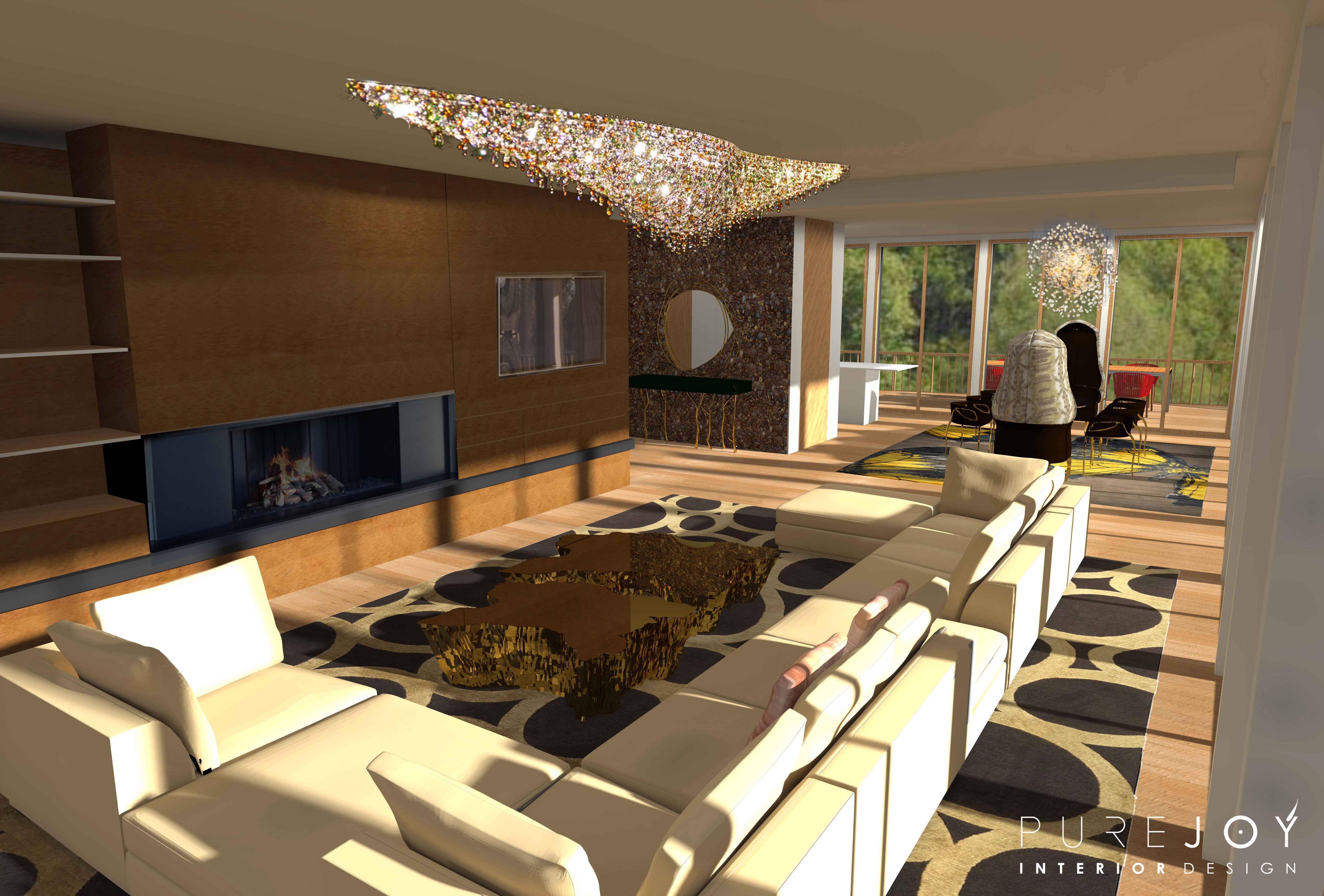 Penthouse Parc Harmoir Pure Joy Interior Design