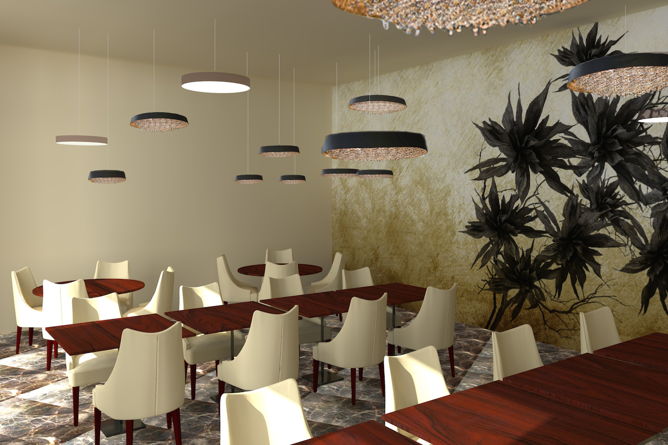 Restaurant Brugmann Pure Joy Interior Design