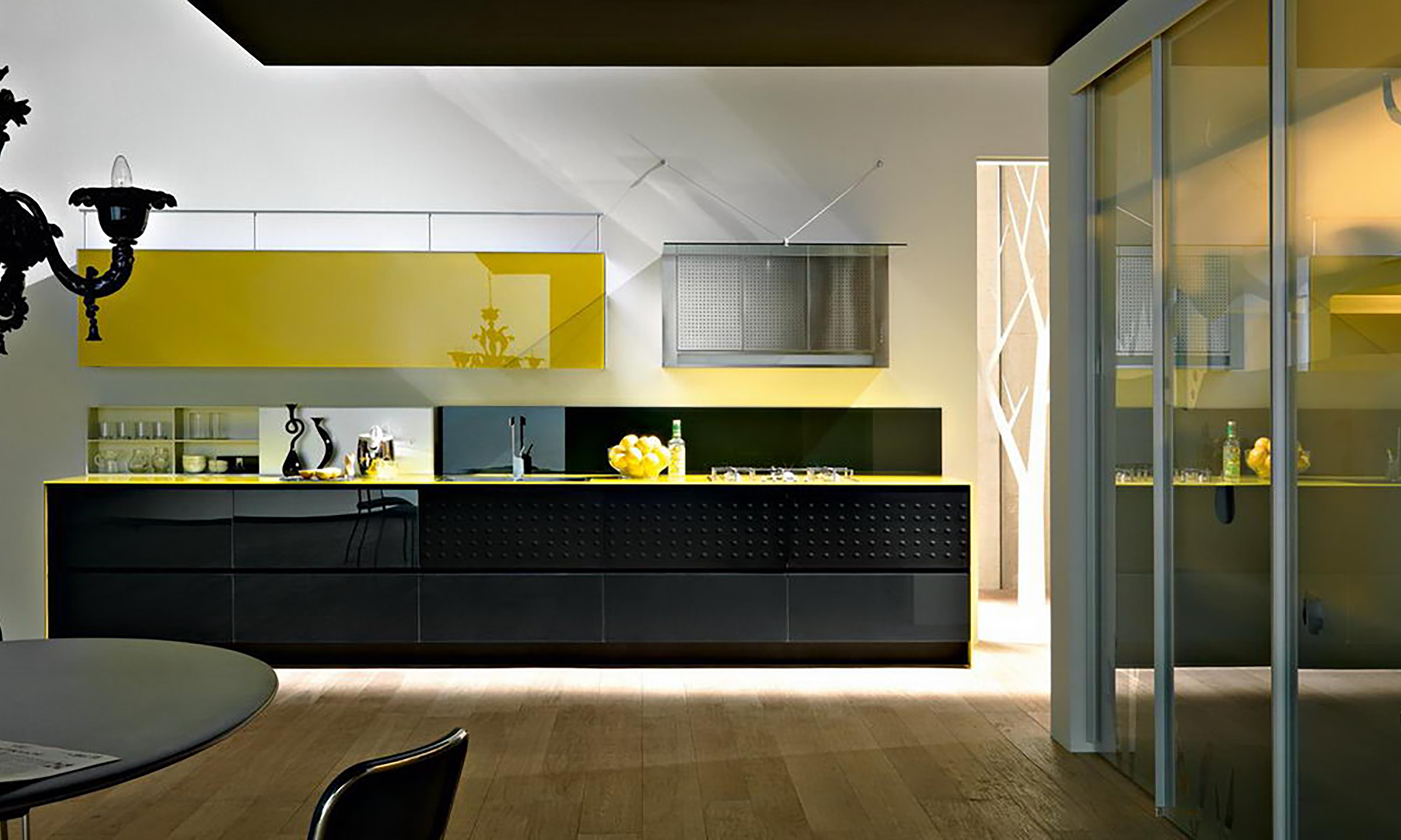 Kitchen Pure Joy Interior Design